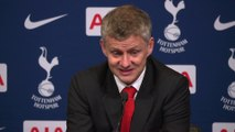 Tottenham are flying but we defended well - Ole