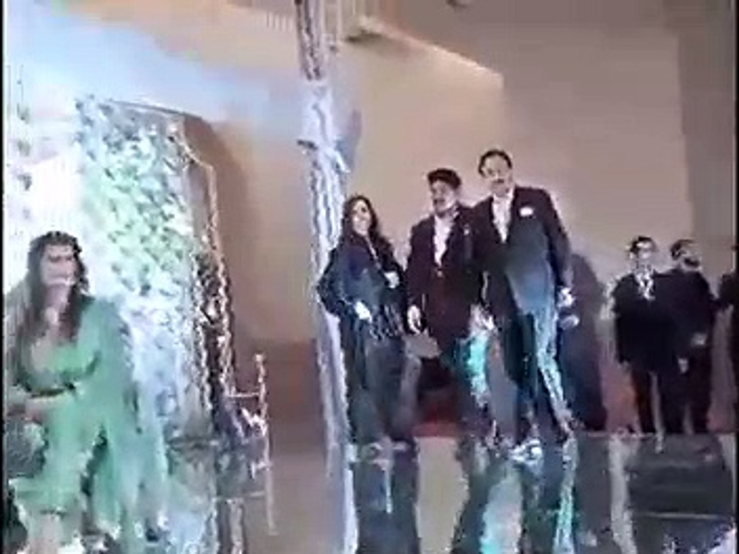 Wedding of Hamid Mir's Son, DG ISPR, President Pakistan & Other Big  Personalities Participate