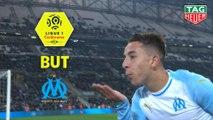 But Maxime LOPEZ (13ème) / Olympique de Marseille - AS Monaco - (1-1) - (OM-ASM) / 2018-19