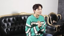 [Pops in Seoul] Crystal clear vocals! RYEOWOOK(려욱) Interview of 'I'm Not Over You(너에게)'