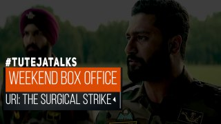 URI Weekend Box Office | Vicky Kaushal | Yami Gautam | #TutejaTalks