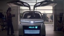 Toyota Mobility at CES 2019