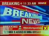 Bhima Koregaon Case: SC dismisses activist Anand Teltumbde's plea