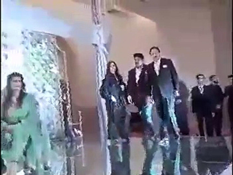 Wedding of Hamid Mir's Son, DG ISPR, President Pakistan & Other Big Personalities Participa