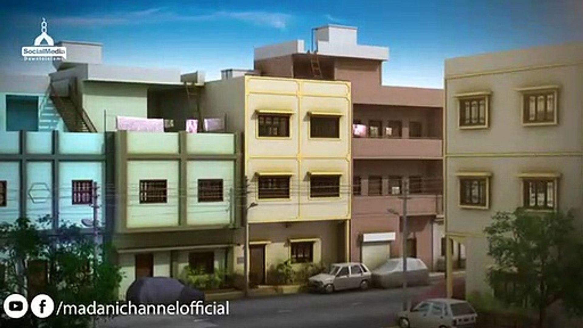 Islamic Kids Cartoon - 3D Animation - Marhaba Ramadan - HD - 2019