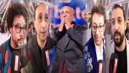 مهرجان مراكش السينمائي | نجوم مغاربة يتحدثون عن جيلالي فرحاتي ليلة تكريمه