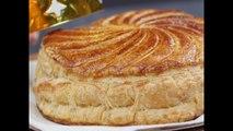 Recette de la galette des rois à la crème d'amandes - 750g
