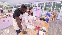 Djibril Cissé perd ses nerfs dans le Meilleur Pâtissier spécial célébrités