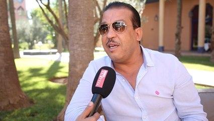 """النجم المغربي عزيز داداس يكشف عن قصة فيلم الأخير """"البرجوازي"""" الذي سيعرض في السينما قريبا"""