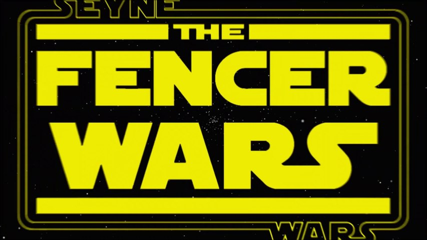 SEYNE WARS : THE FENCER WARS - L'intégral SAISON 1 ( sabre laser )