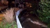 Tauwetter sorgt für Überschwemmungen im Süden Deutschlands