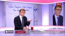Grand débat : il s'agit de « réaffirmer le rôle du Sénat de représentant de territoires » selon Marc Fesneau