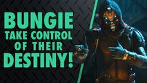 Bungie SPLITS From Activision (And KEEP Destiny!) | LVL UP