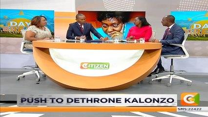 DAY BREAK | Push To Dethrone Kalonzo