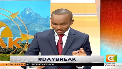 DAY BREAK   LSK Push For Weekend Court Sitting