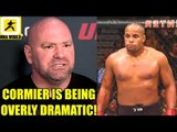 Daniel Cormier has officially relinquished his UFC 205lb Title,Dana White reacts,UFC 232 W-ins