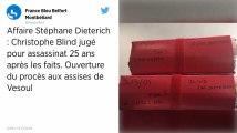 Bourgogne-Franche-Comté: L'affaire Dieterich devant les assises 25 ans après les faits