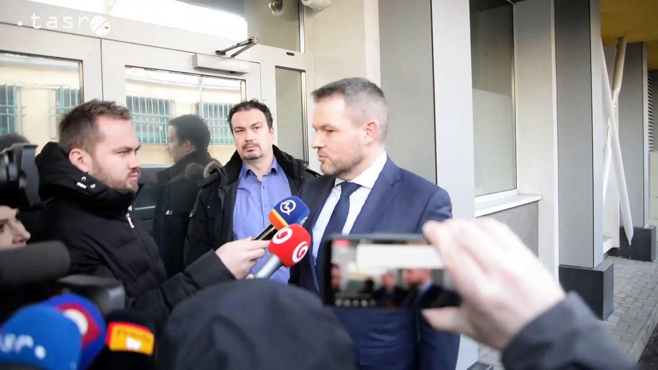 Peter Pellegrini: Maroš Šefčovič má podporu strany Smer-SD