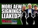 More AEW Signings LEAKED?! WWE NXT Main Roster Debuts REVEALED! | WrestleTalk News Jan. 2019