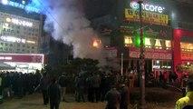천안 대형 호텔 화재...1명 사망·19명 부상 / YTN