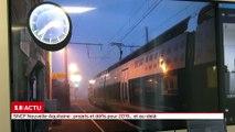 De nombreux projets pour la SNCF Nouvelle Aquitaine en 2019 : elle a fait le point ce matin, entre la mise en place d'une liaison directe entre Bordeaux et Bruxelles et l'ouverture à la concurrence, les défis sont nombreux.