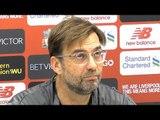 Jurgen Klopp Full Pre-Match Press Conference - Brighton v Liverpool - Premier League