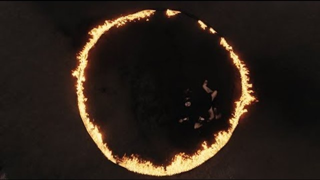 Fred V - Burning Me (Official Video)