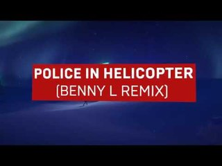 John Holt - Police In Helicopter (Benny L Remix)
