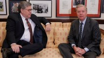 Ahead Of Barr's Senate Hearings, Judiciary Committee Chairman Lindsey Graham Says He'll Let Democrats Set The Tone