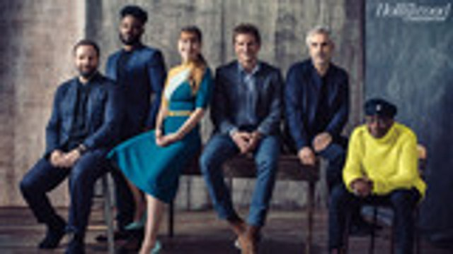 THR's Full Uncensored Director Roundtable with Bradley Cooper, Spike Lee, Alfonso Cuaron