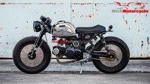 2019 Honda Monkey 125 Version Cafe Racer Custom By K Speed | Mich Motorcycle