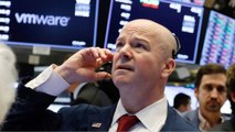 Tech And Industrial Shares Drag on Wall Street