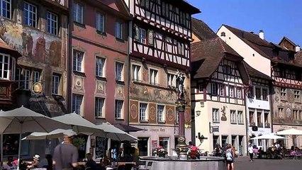 Stein am Rhein – Kleinod des Mittelalters