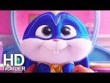 THE SECRET LIFE OF PETS 2 Snowball Trailer (2019) Animation Movie HD