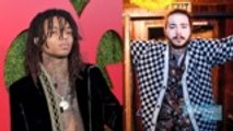 Post Malone & Swae Lee's 'Sunflower (Spider-Man: Into the Spider-Verse)' Rises to No.1 on Hot 100 | Billboard News