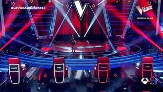 La Voz Espana 2019 Programa 3 Audiciones a Ciegas 3 Parte 2
