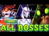 Teenage Mutant Ninja Turtles: Danger of the Ooze All Bosses | Final Boss (PS3, X360)