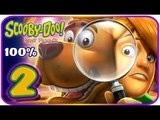 Scooby-Doo! First Frights Walkthrough Part 2 | 100% Episode 1 (Wii, PS2) Level 2