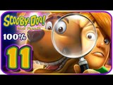Scooby-Doo! First Frights Walkthrough Part 11 | 100% Episode 3 (Wii, PS2) Level 3 + Chase