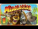 Madagascar Walkthrough Part 1 (PS2, XBOX, Gamecube, PC) Level 1 - King of New York [HD]