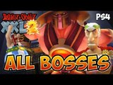 Asterix & Obelix XXL 2 All Bosses | Final Boss + Ending (PS4, XB1, PC, Switch)