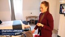 France-Etats-Unis  Féminine : l'arrivée des Bleues à Clairefontaine I FFF 2019