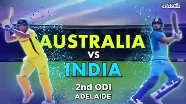 India vs Australia 2nd ODI 2019 January 15 full Highlight - india win by 6 wkts