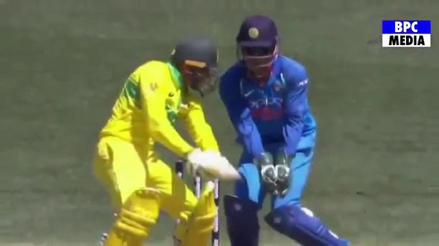 India Vs Australia 2nd odi Full Match Highlights 2019 -- Ms Dhoni batting -- Virat kohli 104 century
