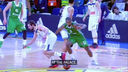 My Top 3 Shots: Sergio Llull, Real Madrid