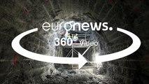 Immersion à 360° dans le premier cimetière pour déchets nucléaires au monde