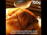 Faut-il arroser la volaille durant la cuisson - 750g