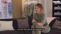 Les confidences de maman de Caroline Receveur