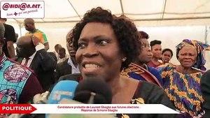Candidature probable de Laurent Gbagbo aux futures élections : Réponse de Simone Gbagbo