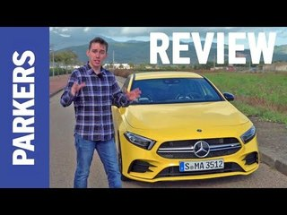 Mercedes AMG A 35 2019 review | Is it a proper AMG?